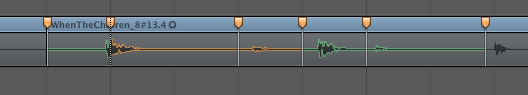 Flex Time in Logic Pro 9